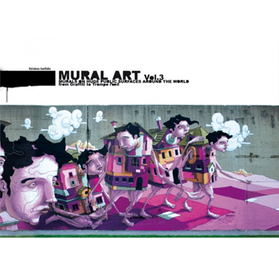 MURAL ART Book VOL 3
