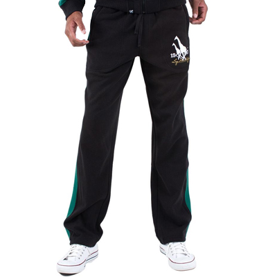 LRG Track Pants HALL OF FAMER black