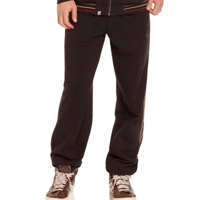 LRG Track Pants THE HIGH LIFE dark chocolate