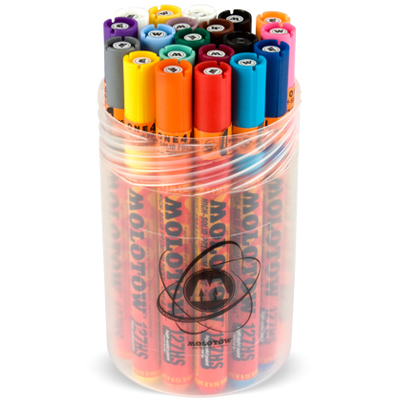 MOLOTOW 127HS ONE4ALL 20er MAIN KIT 1