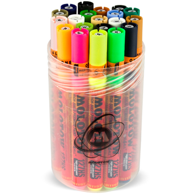 MOLOTOW 127HS ONE4ALL 20er MAIN KIT 2