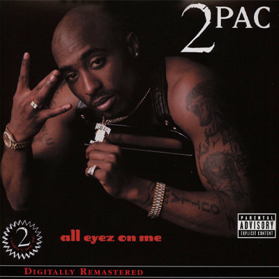 2Pac - All Eyez On Me - Vinyl 4xLP