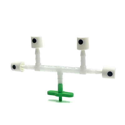 FADEBOMB Green Four Line Adapter