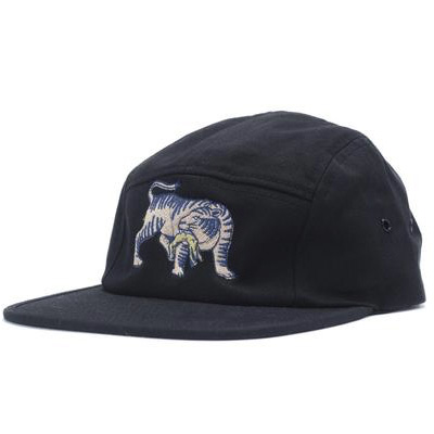 DOOMSDAY CO 5-Panel Hat TIGER black