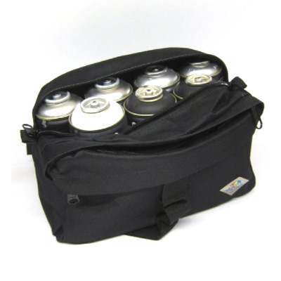 COOLEGA Shoulder Bag 7CANS black