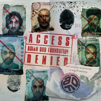Asian Dub Foundation - Access Denied - Vinyl 2xLP