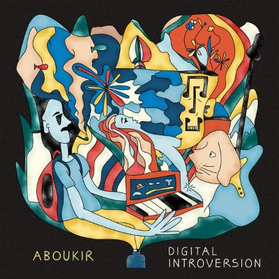 Aboukir - Digital Introversion - Vinyl LP