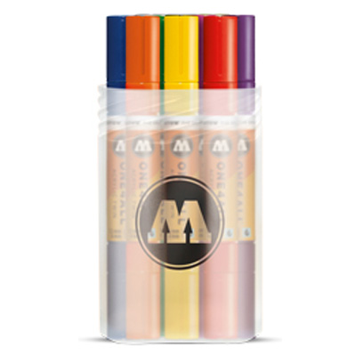 MOLOTOW ONE4ALL Acrylic Twin Marker 12er MAIN KIT 1