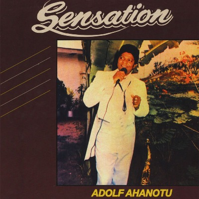 Adolf Ahanotu - Sensation - Vinyl LP