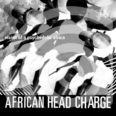 African Head Charge - Vision Of A Psychedelic Africa - Vinyl 2xL