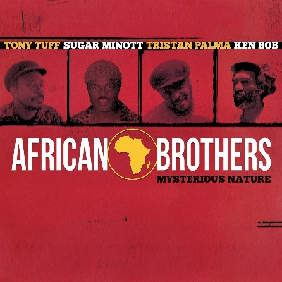 African Brothers - Mysterious Nature - Vinyl 2xLP