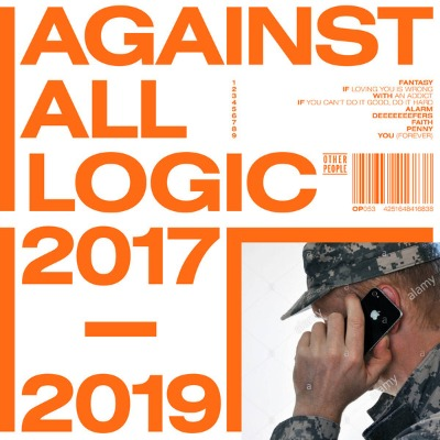 Against All Logic - 2017-2019 - Vinyl 3xLP