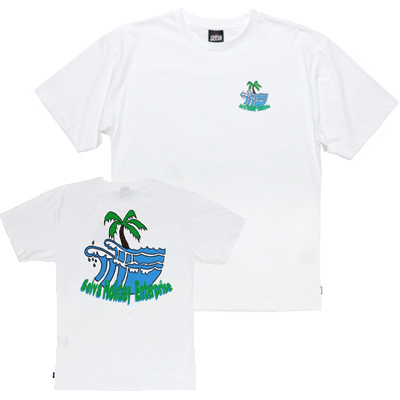 SELVA T-Shirt ALGARWAVE white