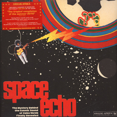 Various - Space Echo - Vinyl 2xLP