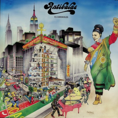 Antibalas - Fu Chronicles - Vinyl LP
