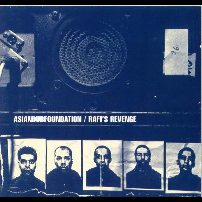 Asian Dub Foundation - Rafi`s Revenge - Vinyl 2xLP