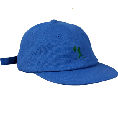 HELAS 6Panel Cap BALLER royal blue/green