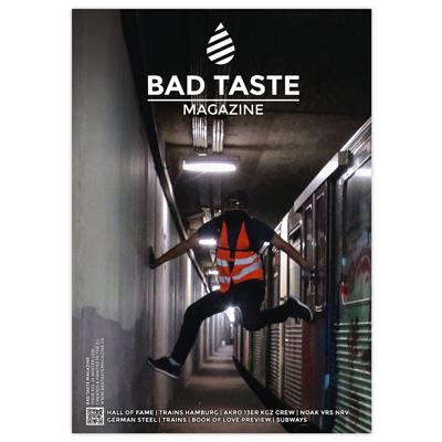 BAD TASTE Magazine 24 Hamburg