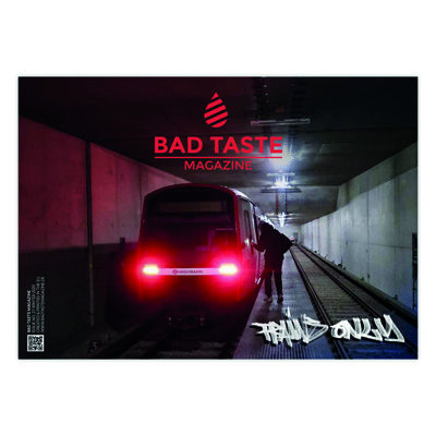 BAD TASTE Magazine 27 Hamburg