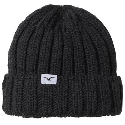 CLEPTOMANICX Beanie COSY heather dark grey