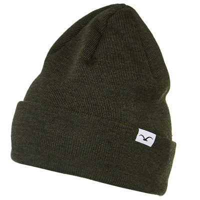 CLEPTOMANICX Beanie WIND rifle green