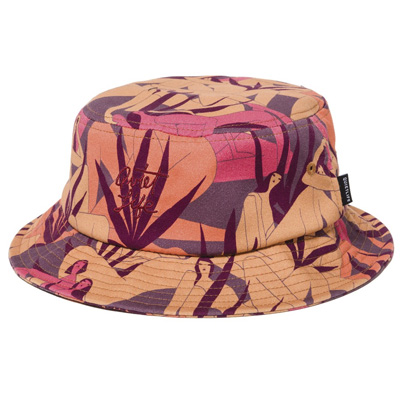 THE QUIET LIFE Bucket Hat BERGER red
