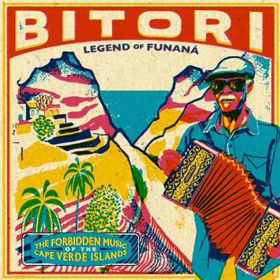 Bitori - The legend Of Funana - Vinyl LP