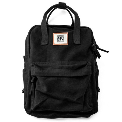 VANDALS ON HOLIDAYS Rucksack BACKPACK black