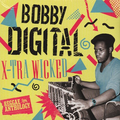 Bobby Digital - X-Tra Wicked - Vinyl 2xLP