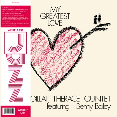 Boillat Thérace Quintet - My Greatest Love - Vinyl LP