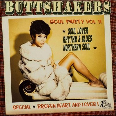 Various - Buttshakers Soul Party Vol. 11 - Vinyl LP
