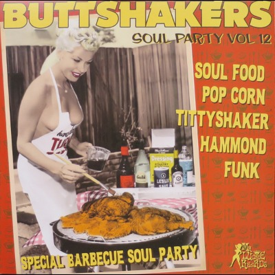 Various - Buttshakers Soul Party Vol. 12 - Vinyl LP