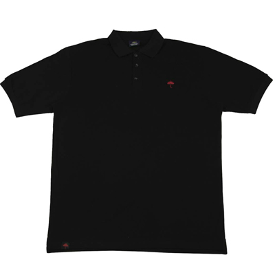 HELAS Polo Shirt CLASSIC black/red