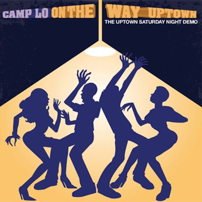 Camp Lo - On The Way Uptown - Vinyl LP