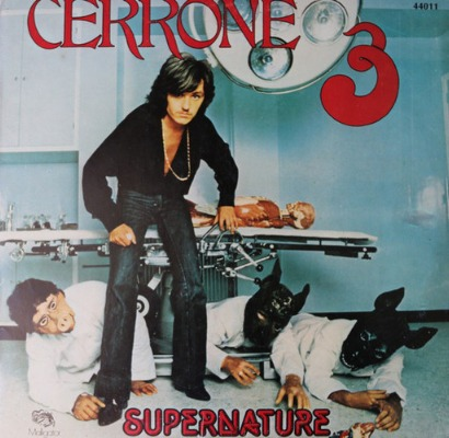 Cerrone - Supernature - Vinyl LP