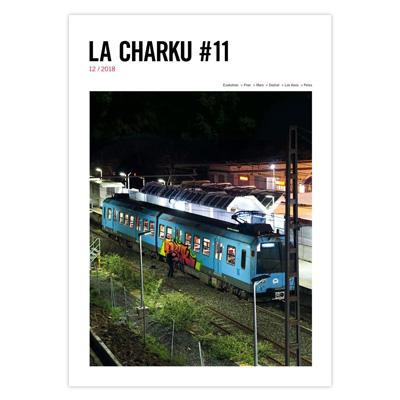 c31e1fcf486 LA CHARKU Magazine 11 Spain