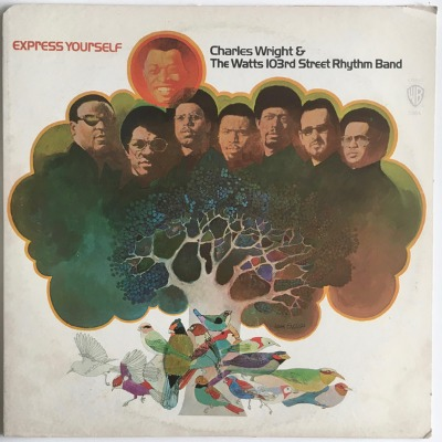 Charles Wright & The Watts 103rd.. - Express Yourself - Vinyl LP