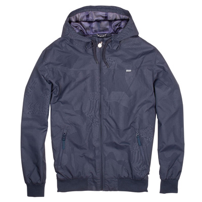 CLEPTOMANICX Jacket CORNER dark navy