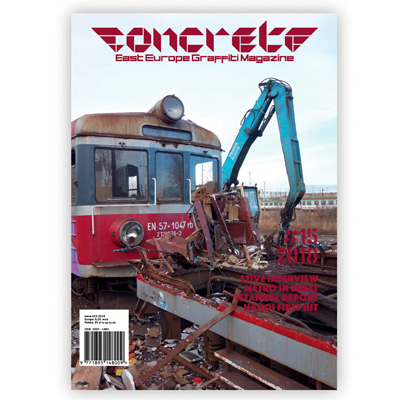 CONCRETE Magazine 15 Poland