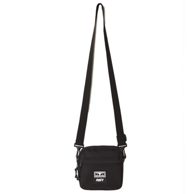 OBEY Bag CONDITIONS TRAVELER BAG black