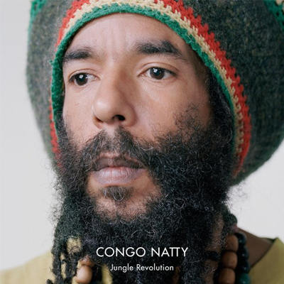 Congo Natty - Jungle Revolution - Vinyl LP
