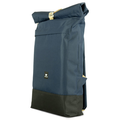 FREIBEUTLER Rucksack COURIER BAG blue/black