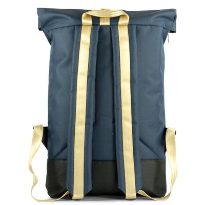 c73165b3028fc Freibeutler - FREIBEUTLER Rucksack COURIER BAG blue black ...