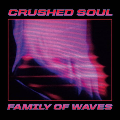"Crushed Soul - Family Of Waves - Vinyl 12"" EP"