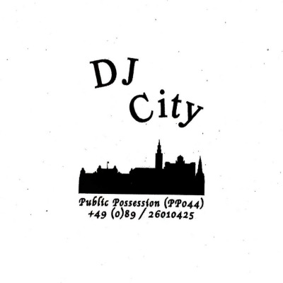 DJ City - Your Love - Vinyl 12""