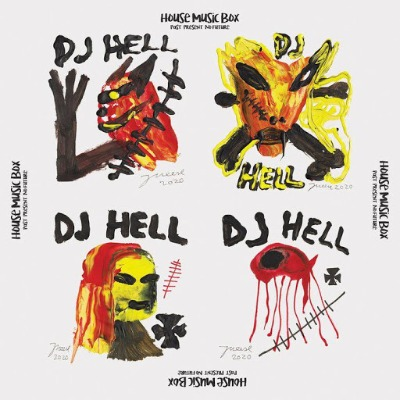 DJ Hell - House Music Box - Vinyl 2xLP