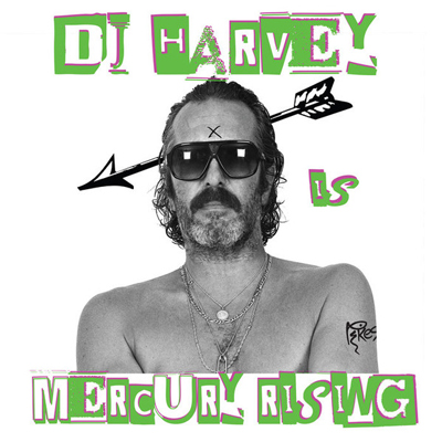 DJ Harvey - Mercury Rising Vol. II - Vinyl 2xLP