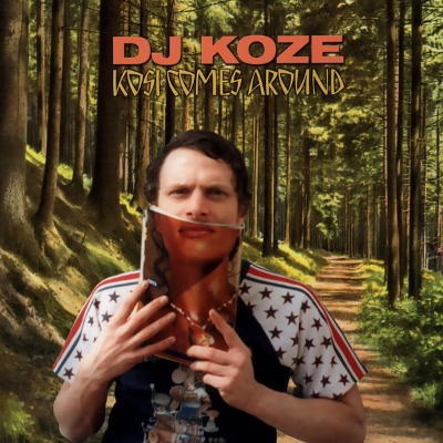 DJ Koze - Kosi Comes Around - Vinyl 2xLP
