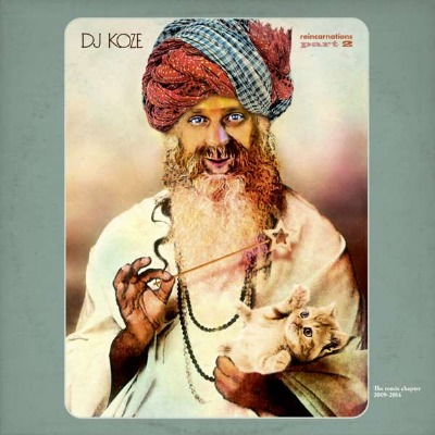 DJ Koze - Reincarnations Part 2 - Vinyl 3xLP