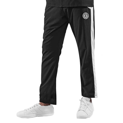 UNFAIR ATHLETICS Track Suit Pants DMWU CREW black/white